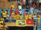 SLNA fans came to cheer on Thanh Hoa