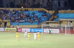 Ngoc Duy converts for T&T's goal