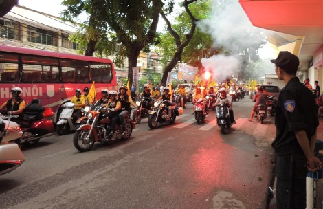 The arrival of the VLeague Champions