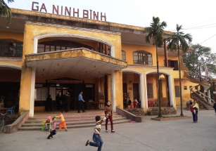 Ninh Binh train station