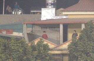 Some fans prefered their balcony's