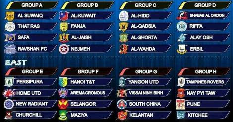 AFC CUP 2014
