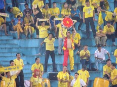 the home fans