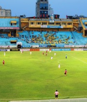 Ha Noi T&T 3 v 3 Long An