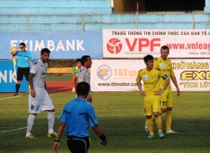 Hà Nội T&T 2-2 Sông Lam Nghệ An