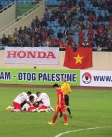 Vietnam v Palestine