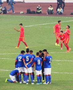 Vietnam v Malaysia