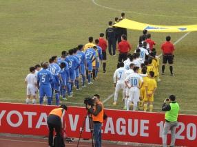 Hà Nội T&T 4-4 Quảng Nam