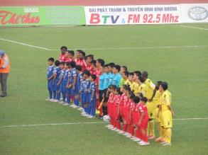 Becamex Bình Dương 1-0 Hà Nội T&T