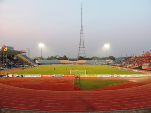 The GÒ ĐẬU Stadium