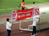 First steps to a smoke free Hàng Đẫy stadium?