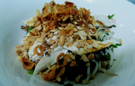 Gà miền Trung - delicious post match noodles