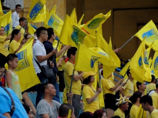 Hà Nội T&T 4 - 1 FLC Thanh Hóa