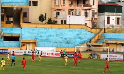 Hà Nội 3-0 Bình Phước