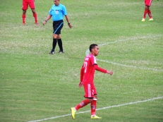 Ex-T&T midfielder Van Hieu, returned to the Hang Day Stadium