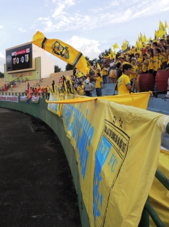The Ha Noi 'Curva'