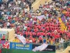 Binh Duong fans 'do the Poznan'