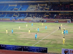 Ha Noi T&T 1-0 Kitchee FC