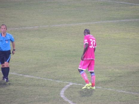 HaNoi's Andrew Mwesigwa