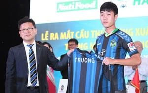 Lương Xuân Trường at Incheon United