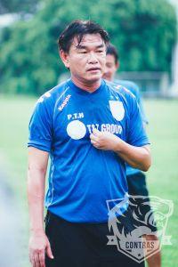 Phan Thanh Hùng has temporarily taken the reigns at Quang Ninh