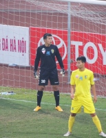 Nguyễn Văn Công made his first start of the campaign for T&T