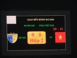 Việt Nam 0-0 Hà Nội T&T