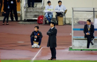 New national team coach, Nguyễn Hữu Thắng