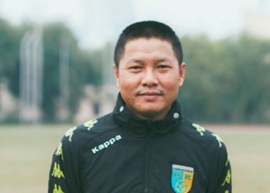Chu Đình Nghiêm has been named interim manger of struggling Ha Noi T&T