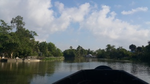Recovering on the Mekong