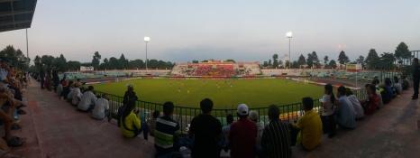 Cao Lanh stadium.