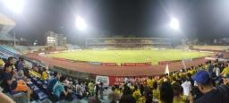 Hàng Đẫy stadium, Hanoi