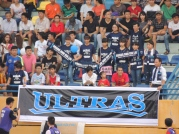 Ultras....not quite as intimidating as the Hungarians