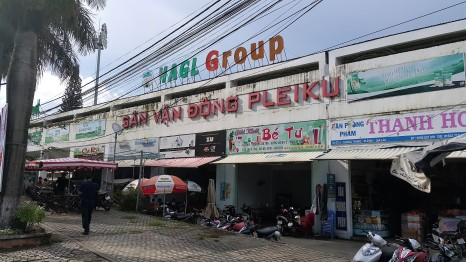 Pleiku Stadium, Gia Lai Province