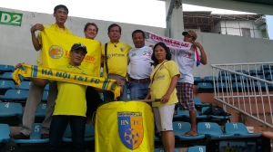 The 'away' support