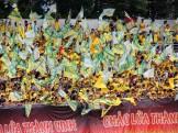 SLNA fans...the best in VN?