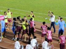 Sài Gòn 1 - 0 Sông Lam Nghệ An