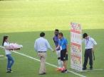 Samson & coach Chu Đình Nghiêm scooped the monthly awards again