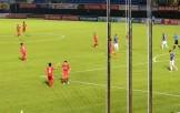 Lê Công Vinh got Binh Duong's third goal