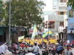 The Hanoi Contras arrive