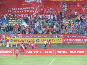 Viettel now face Long An in the Final