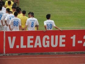 Goal scorer Van Quyet