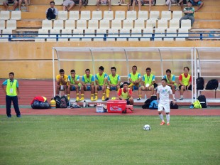 Man of the match, Thanh Luong.
