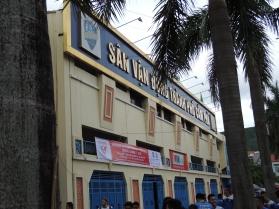 Cẩm Phả stadium