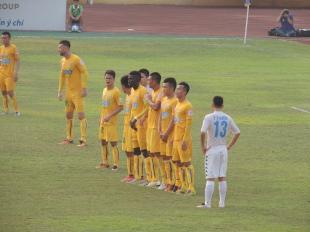 Hà Nội T&T 2-0 FLC Thanh Hóa