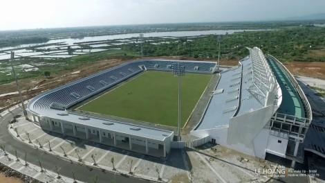 Sân Vận Động Hòa Xuân