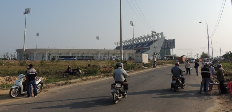 Hoa Xuan Stadium