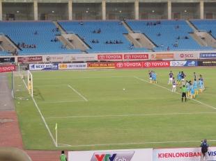 Hà Nội 2-3 SKhánh Hòa