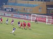 Hà Nội 2-2 Sài Gòn