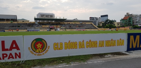 Thanh Trì stadium